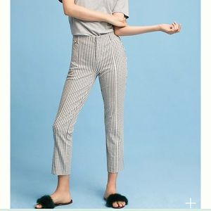 Essential Slim Trouser Pant -Anthropologie